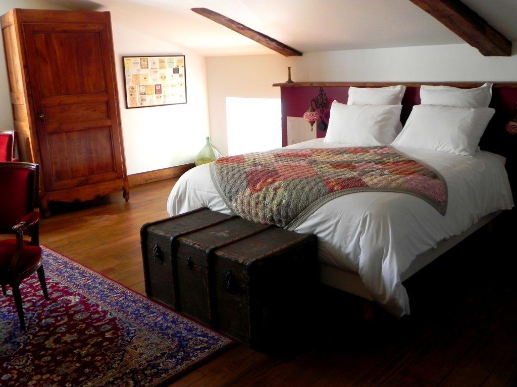 chambre La Bordelaise