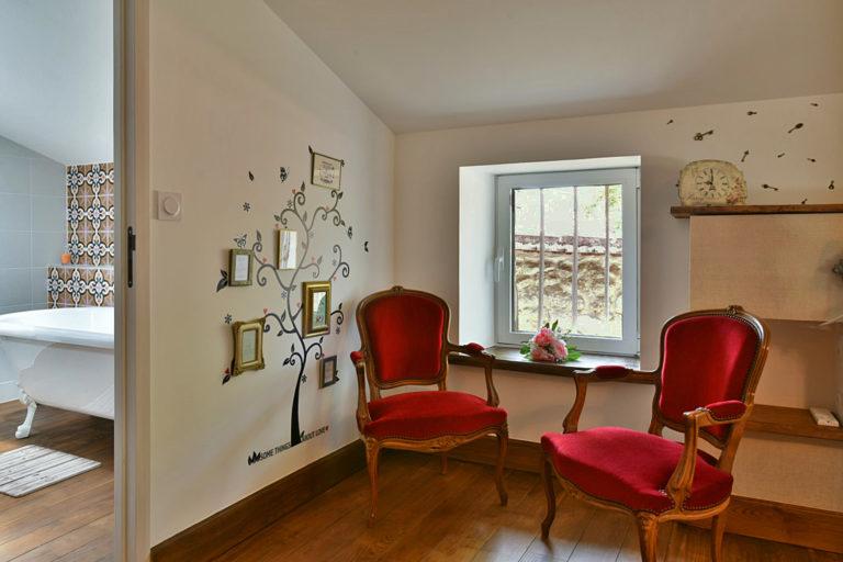 Domaine de Garat-chambre La Romantique(Deyres photographe)1