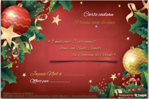 Domaine de Garat - carte cadeaux